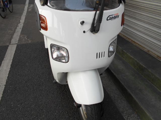 ジャイロキャノピー新品特大BOX付