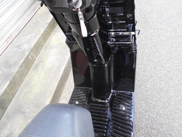 ジャイロX4st ブラック