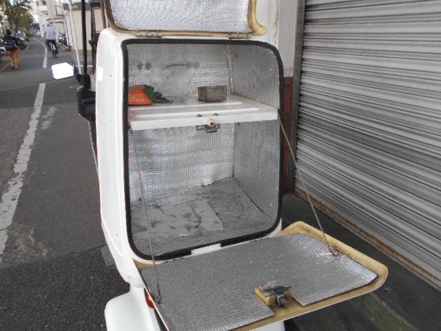ジャイロキャノピー4st 2段BOX付ミニカー仕様